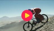 snelheidsrecord mountainbike
