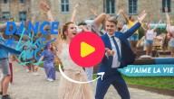 Maksim en Pommelien leren je het dansje van 'J'aime la vie'