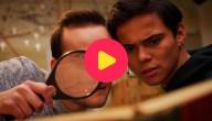 Escape Room met Louis en Gio
