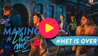 The making of #LikeMe: De nachtopnames van 'Het is over'