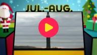 Jaaroverzicht juli-augustus 2017