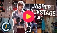Jasper backstage #1