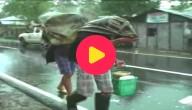 Filipijnen storm