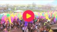 Kleurenfestival Utah
