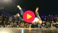 breakdancewedstrijd