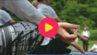 wereld yoga dag