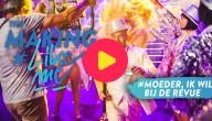 Liandra wil meedansen bij 'Moeder, ik wil bij de revue'