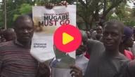 Mugabe moet weg