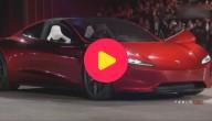 nieuwe Tesla sportwagen