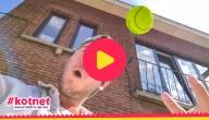 #kotnet: Thomas doet de bal-over-huis-challenge!
