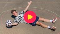 Thomas test 'social distance speelplaats-spelletjes'!