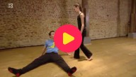 Slippertje op de dansvloer
