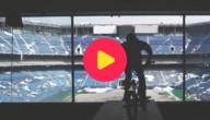 BMX'en in stadion