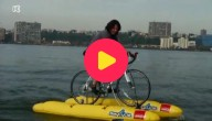 Waterfiets