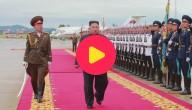Trump en Kim Jong-Un aangekomen