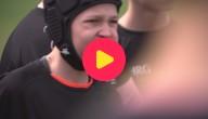 Rugby les van toppers