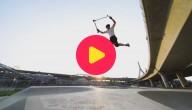 Coole tricks met een step
