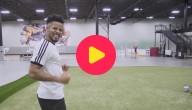 Coole trick shots met ballen