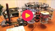 Ingewikkelde uitvinding uit Lego
