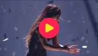 Loreen op halve finale Eurosong