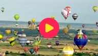 wereldrecord heteluchtballonnen