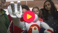 Robot in Denemarken