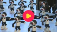 Dansende robots