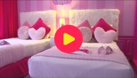 Barbie-hotel