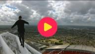 hoog klimmen