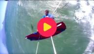 Kitesurfen in Zuid-Afrika