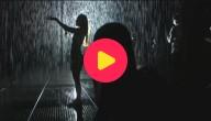 Lopen in de regen