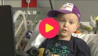 Julian heeft leukemie en doet mee aan Petnet