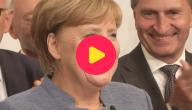 Angela Merkel wint de Duitse verkiezingen