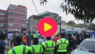aardbeving in Mexico