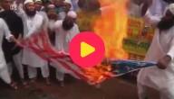 protest moslims