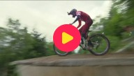 downhill mountainbike