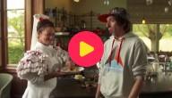 Knutserellen met Conchita: Pannenkoeken bakken