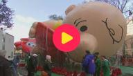 Klaar voor de ballonnenparade