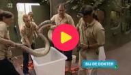 slang bij de dokter