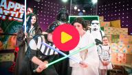Ketnet Swipe: Wrappersbattle - Duel tussen Prinses Leia en Darth Vader