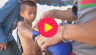 Thaise kinderen moeten boksen voor geld
