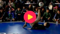freestyle voetbal