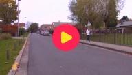 Autovrije schoolstraat