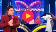 Maak kennis met 'Haai' uit The Masked Swimmer
