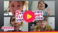 kotnet: 5 frustraties tijdens het videochatten