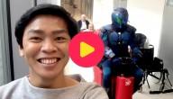 Buck achter de schermen: Vlog 2