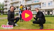 Maksim uit #LikeMe brengt een balkonserenade voor Moederdag!