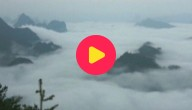 Mist in China