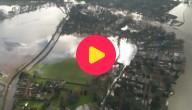 Zware overstromingen