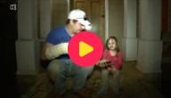 Meisje en papa